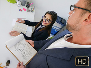 TeamSkeet Emily Willis in Spanking My Sexy Students - Innocent High  [SITERIP XXX mp4 1080p HD] WEB-DL