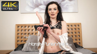 Wankitnow Faye  Harsh Punishment:Pt2  SITERIP VIDEO WEB-DL