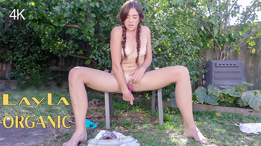 GirlsoutWest Layla - Organic  Video  Siterip 720p mp4 HD PORN RIP