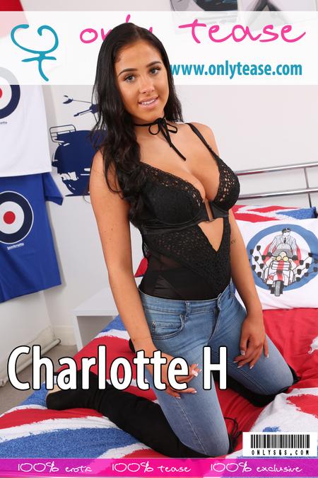 OnlyTease Charlotte H Thursday, 19 April  [IMAGESet Siterip Onlyallsites] PORN RIP