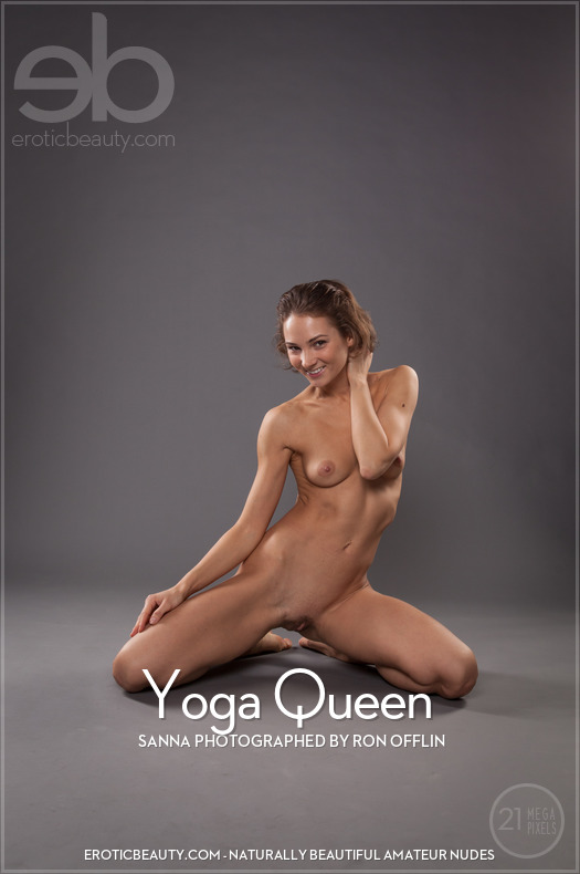 Erotic-Beauty Sanna in Yoga Queen  Siterip Imageset Erotic-Beauty.com WEB-DL
