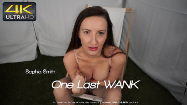 Wankitnow Sophia Smith  One Last Wank  SITERIP VIDEO WEB-DL