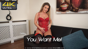 Wankitnow Daisy  You Want Me  SITERIP VIDEO WEB-DL