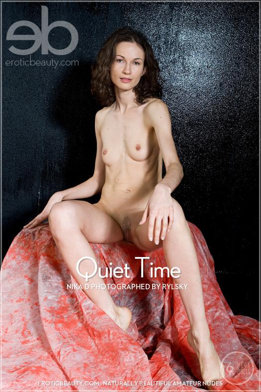 Erotic-Beauty Nika D in Quiet Time  Siterip Imageset Erotic-Beauty.com WEB-DL