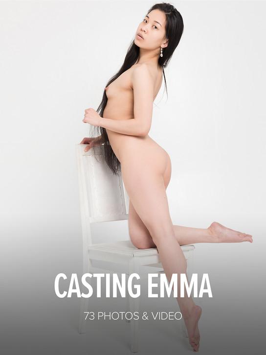 WATCH4BEAUTY EMMA in CASTING EMMA 18 APR 2018 [IMAGESET MP16 W4B] WEB-DL