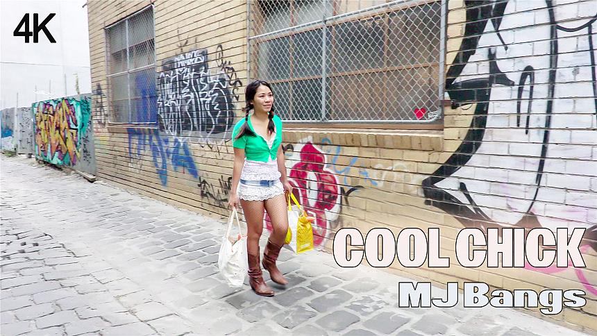 GirlsoutWest MJ Bangs - Cool Chick  Video  Siterip 720p mp4 HD PORN RIP