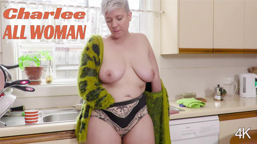 GirlsoutWest Charlee - All Woman  Video  Siterip 720p mp4 HD PORN RIP