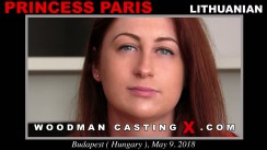 WoodmancastingX Princess Paris 34:23  [SITERIP XXX ] WEB-DL