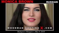 WoodmancastingX Monica Brown 24:22  [SITERIP XXX ] WEB-DL