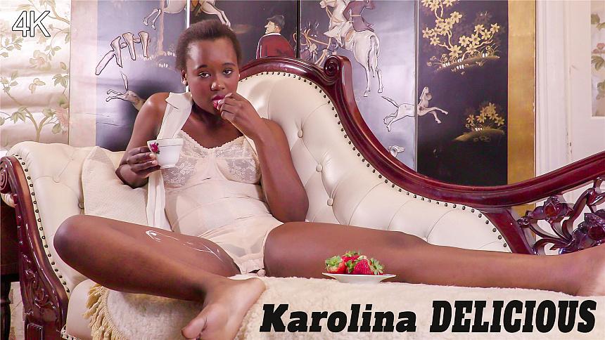 GirlsoutWest Karolina - Delicious  Video  Siterip 720p mp4 HD PORN RIP