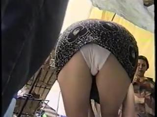 YourVoyeurVideos  White panties at shoe store PaysiteRip VoyeurXXX WEB-DL