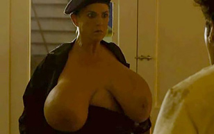 MrSkin Busty Heart in The Dictator, Now in HD  Siterip Videoclip PORN RIP